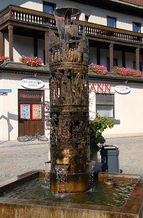 Обераммергау- маленькая деревушка с большой историей. 15413