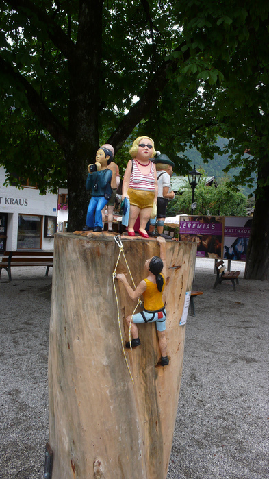 Обераммергау- маленькая деревушка с большой историей. 20099
