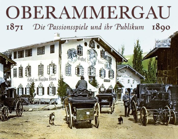 Обераммергау- маленькая деревушка с большой историей. 71123