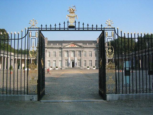Сенефский дворец (Chateau de Seneffe) 74173