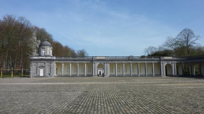 Сенефский дворец (Chateau de Seneffe) 13521