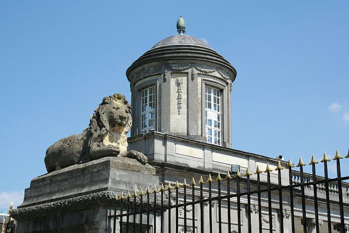 Сенефский дворец (Chateau de Seneffe) 78128