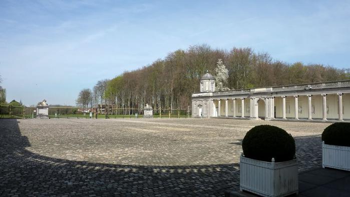 Сенефский дворец (Chateau de Seneffe) 53233
