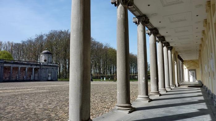 Сенефский дворец (Chateau de Seneffe) 57824