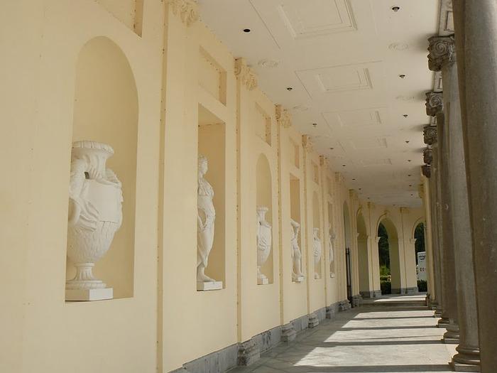 Сенефский дворец (Chateau de Seneffe) 81692