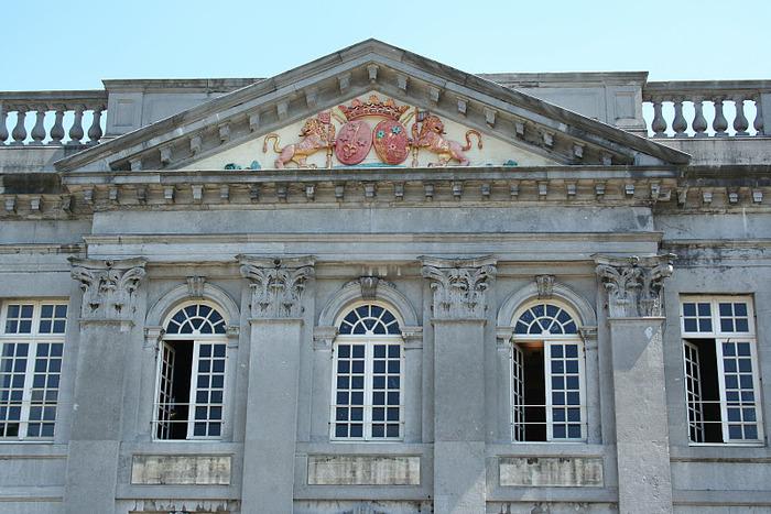 Сенефский дворец (Chateau de Seneffe) 88632