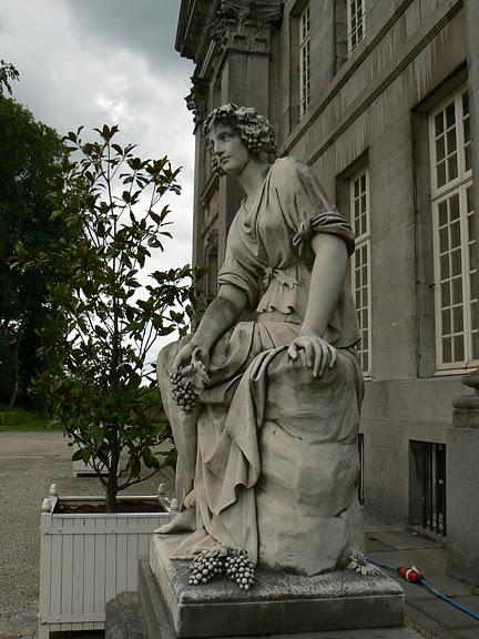 Сенефский дворец (Chateau de Seneffe) 96212