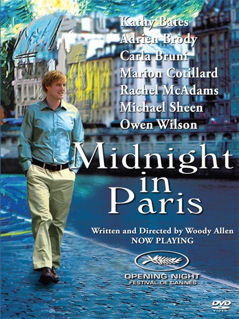 Полночь в Париже - Midnight in Paris   - 2011