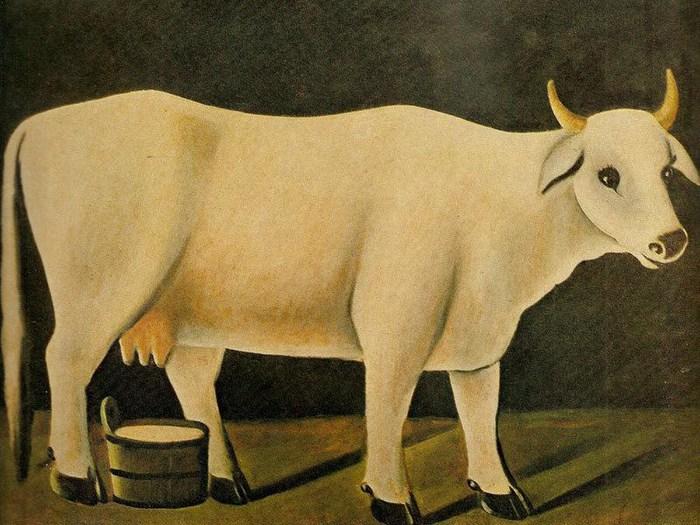 Niko-Pirosmani-Белая-корова-на-черном-фоне.-Картон-масло.-80х100-ЧС- (700x525, 116Kb)