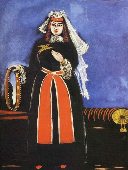 Niko-Pirosmani-Грузинка-с-тамбурином.-1906.-Клеенка-масло.-ГМИ-Грузии-Тбилиси- (525x700, 85Kb)