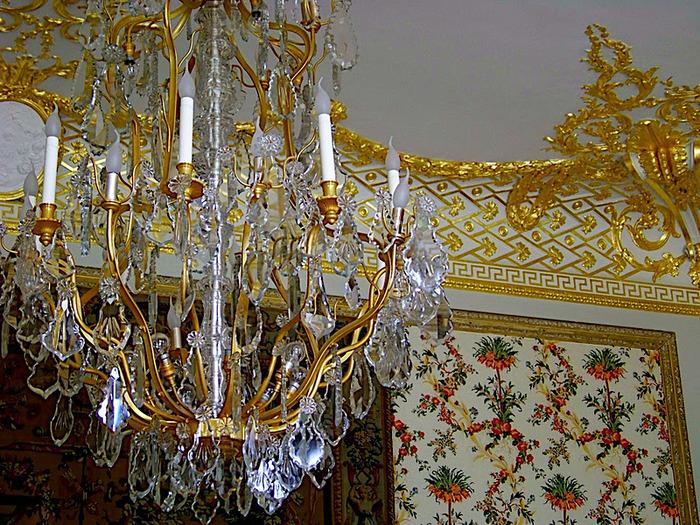 Сенефский дворец (Chateau de Seneffe) 10079