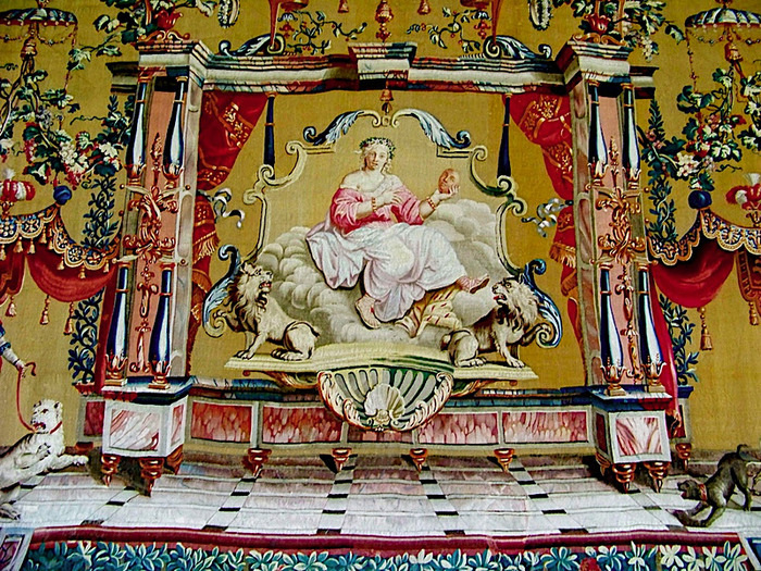 Сенефский дворец (Chateau de Seneffe) 13489