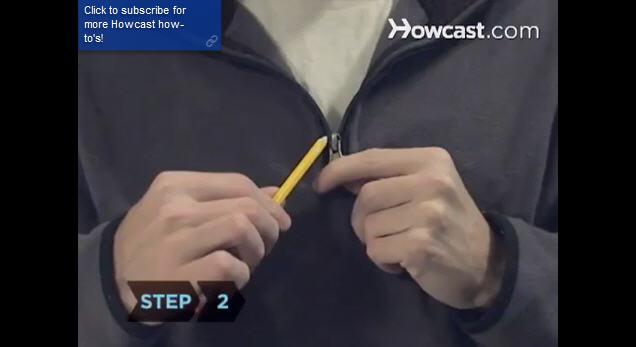 Как починить заевшую молнию (видео)/2447247_molniya (636x347, 22Kb)