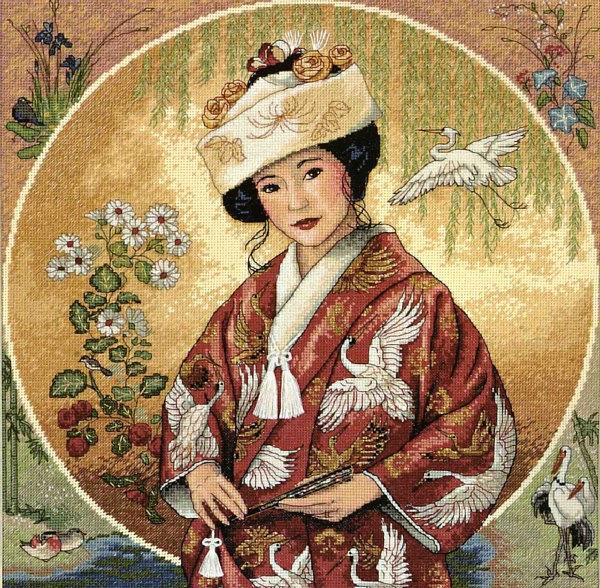 Японские девушки с членами 13 фотография