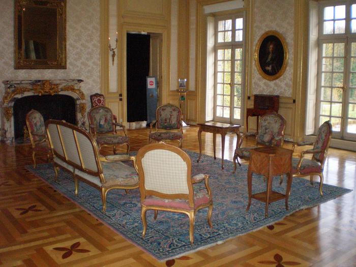 Сенефский дворец (Chateau de Seneffe) 27940