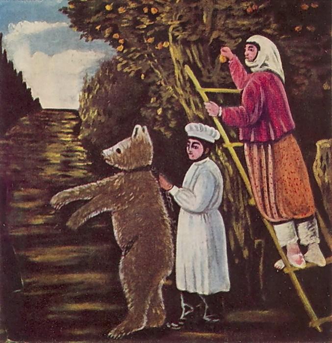 Niko-Pirosmani-Кутеж-во-время-сбора-винограда.-1906-Фрагмент.- (677x700, 137Kb)