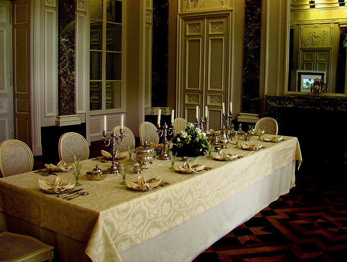 Сенефский дворец (Chateau de Seneffe) 68291