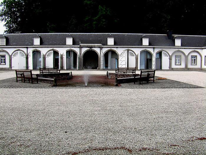 Сенефский дворец (Chateau de Seneffe) 99976