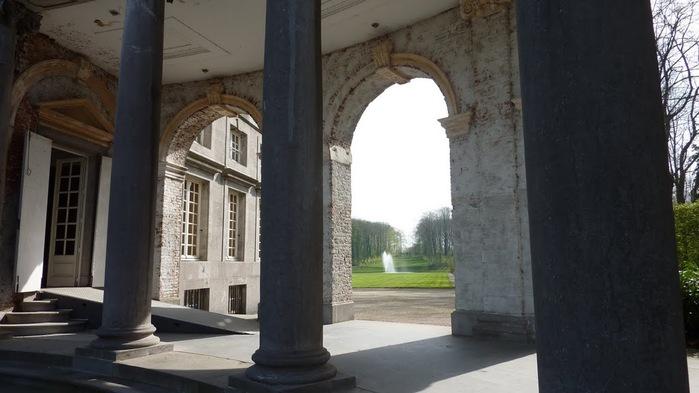Сенефский дворец (Chateau de Seneffe) 38986