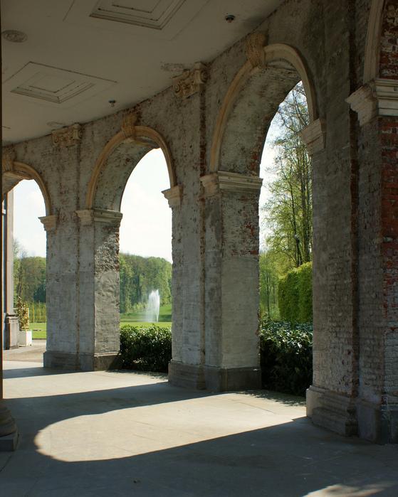 Сенефский дворец (Chateau de Seneffe) 33083