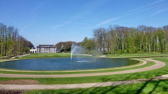 Сенефский дворец (Chateau de Seneffe) 79252