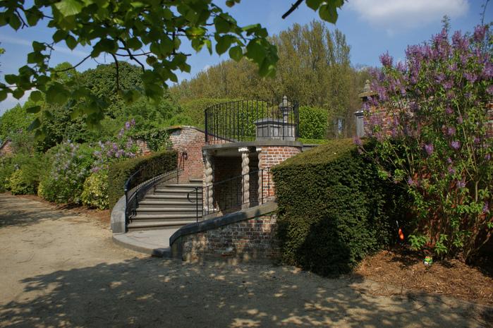Сенефский дворец (Chateau de Seneffe) 60313