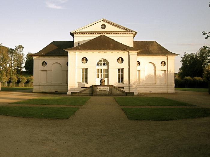 Сенефский дворец (Chateau de Seneffe) 83077