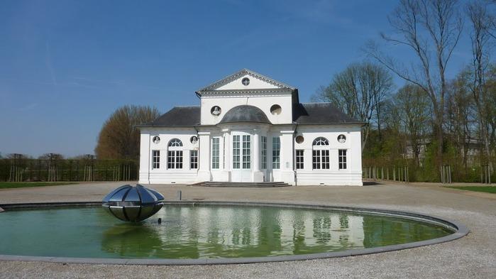 Сенефский дворец (Chateau de Seneffe) 29456