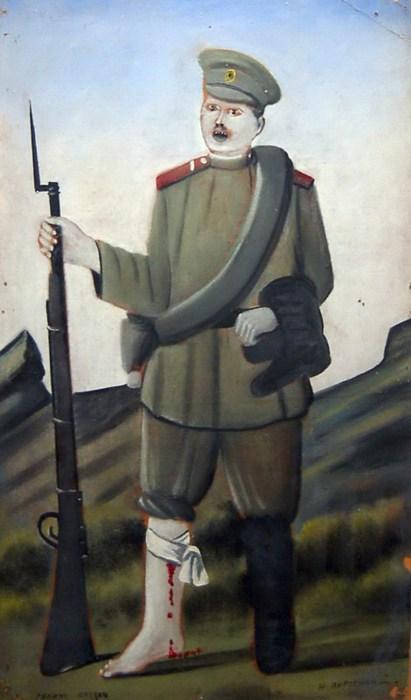 Niko-Pirosmani-Раненый-солдат.- (411x700, 55Kb)