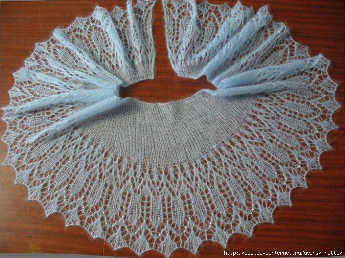 В последнее время очень популярны небольшие шальки-шарфики,мини-палантины,фишю(fichu).ФИШЮ - дамская накидка...