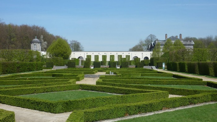 Сенефский дворец (Chateau de Seneffe) 74261