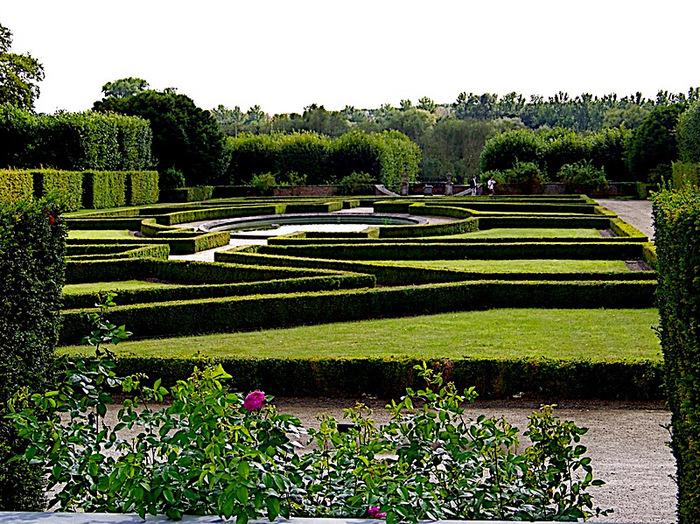 Сенефский дворец (Chateau de Seneffe) 90455