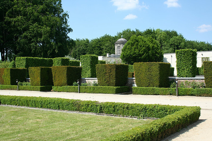 Сенефский дворец (Chateau de Seneffe) 15509
