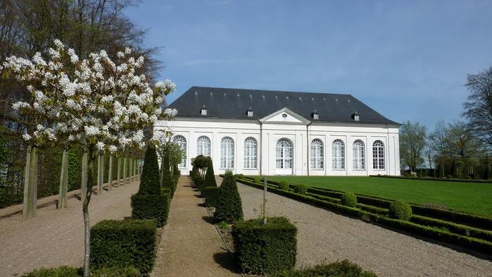 Сенефский дворец (Chateau de Seneffe) 50631