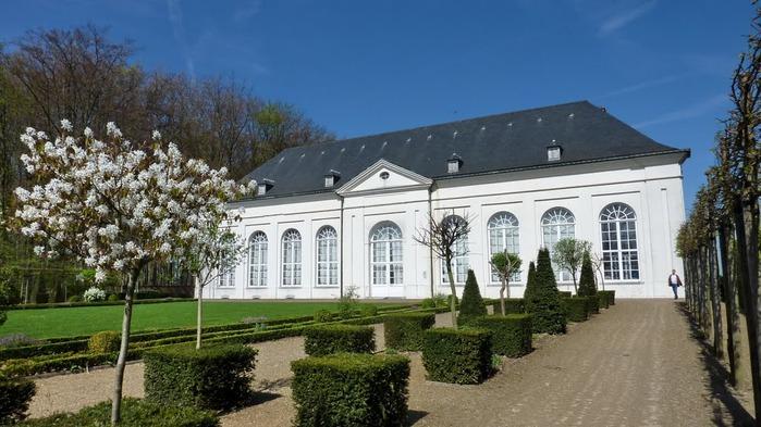 Сенефский дворец (Chateau de Seneffe) 48383