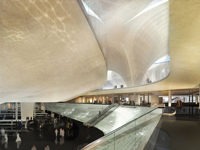 Kuwait-International-Airport-by-Foster-and-Partners10 (680x510, 81Kb)