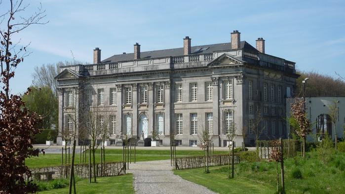 Сенефский дворец (Chateau de Seneffe) 30870