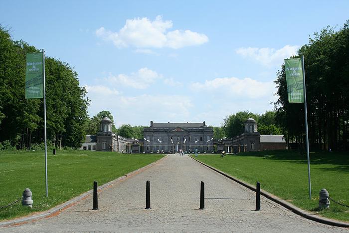 Сенефский дворец (Chateau de Seneffe) 11693