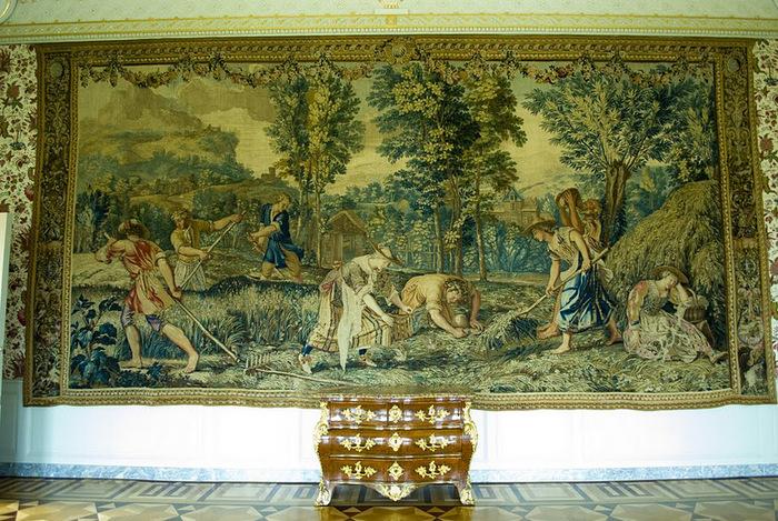 Сенефский дворец (Chateau de Seneffe) 68659