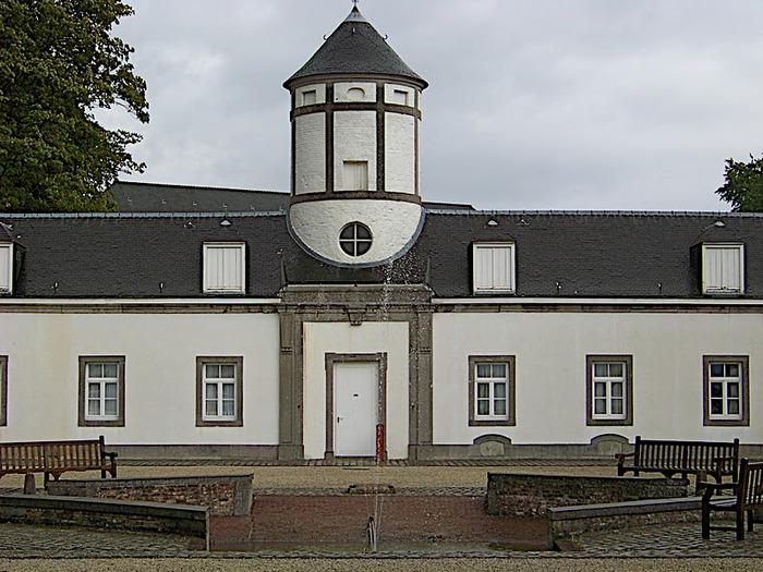 Сенефский дворец (Chateau de Seneffe) 25165