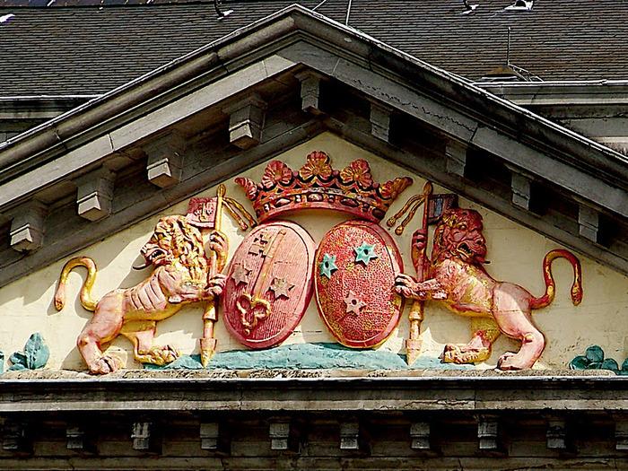 Сенефский дворец (Chateau de Seneffe) 73217
