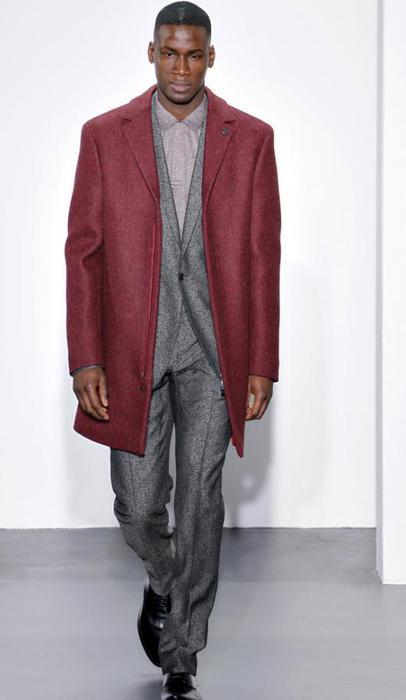 Деловой стиль 2011-2012 от Calvin Klein.  Автор:Admin.