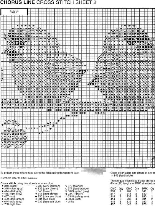 VPCL703 Chorus Line_chart03 (526x700, 151Kb)