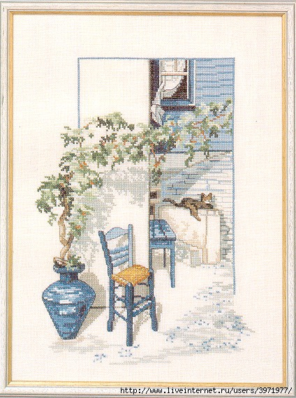 3971977_Blue_Courtyard (424x570, 228Kb)