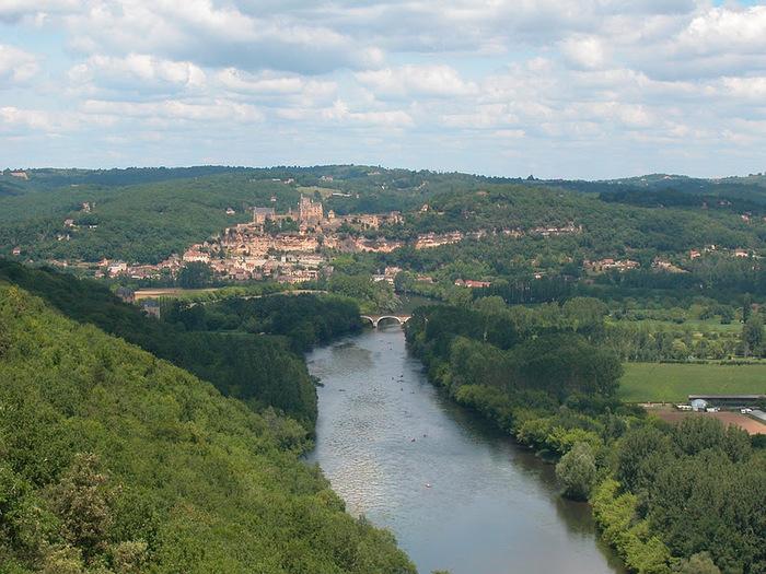 Замок Кастельно ( Chateau de Castelnaud ) 60500