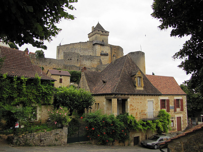 Замок Кастельно ( Chateau de Castelnaud ) 84226