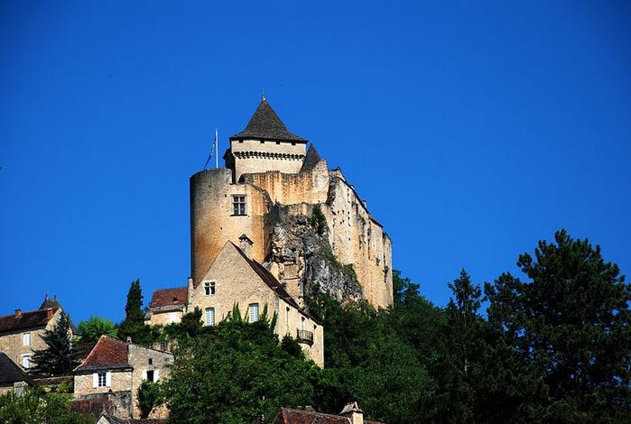 Замок Кастельно ( Chateau de Castelnaud ) 23205