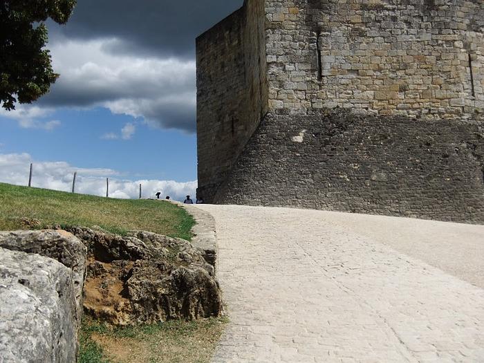 Замок Кастельно ( Chateau de Castelnaud ) 28131