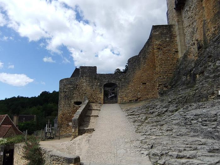 Замок Кастельно ( Chateau de Castelnaud ) 20292