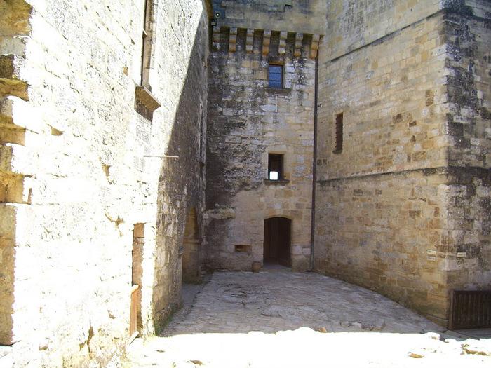Замок Кастельно ( Chateau de Castelnaud ) 98816